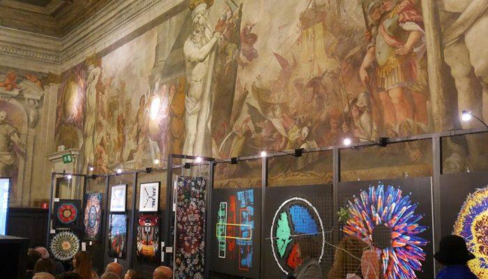 INFN Sezione di Padova - Alternanza Scuola Lavoro. Arte&Science across Italy