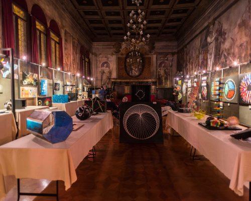 Art and science Padova Loggia della Gran Guardia