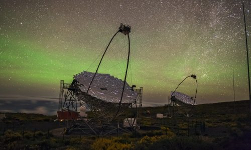 I telescopi MAGIC